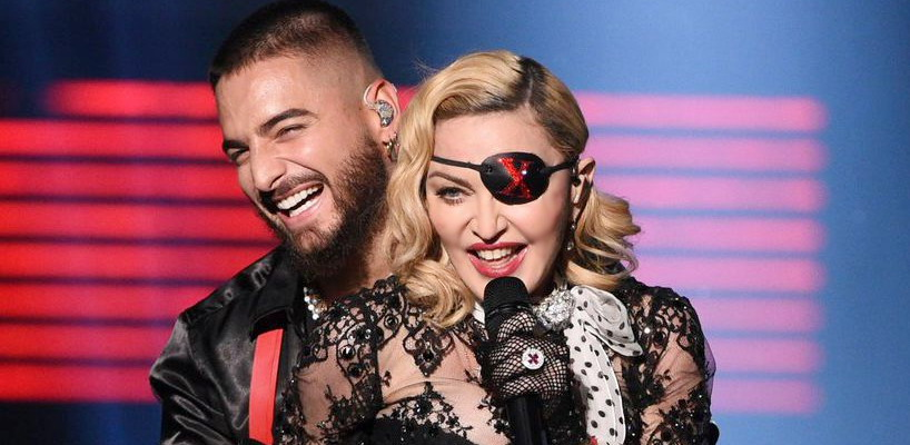 Madonna interprète Medellín aux 2019 Billboard Music Awards [Vidéo]