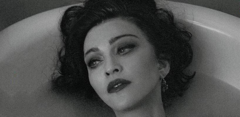 Madonna photographiée par Alas & Piggott pour British Vogue [Juin 2019]