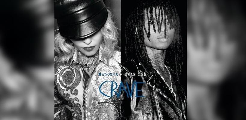 Le nouveau single de Madonna «Crave» leake avant sa date de sortie