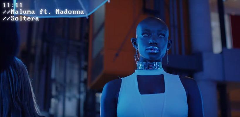 «Soltera», le nouveau titre de Maluma featuring Madonna