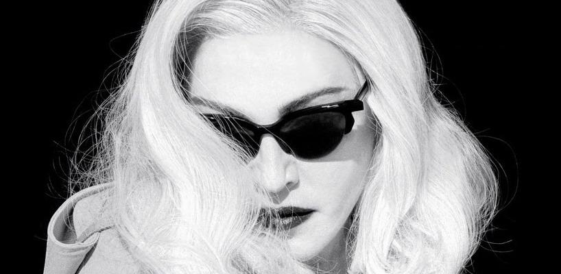 Madonna en couverture de Têtu [Eté 2019 – Cover HQ]