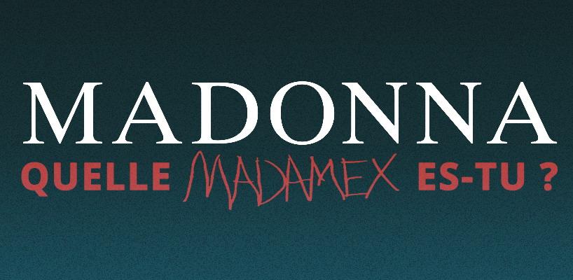 Ecoutez Madame X en avant-première !