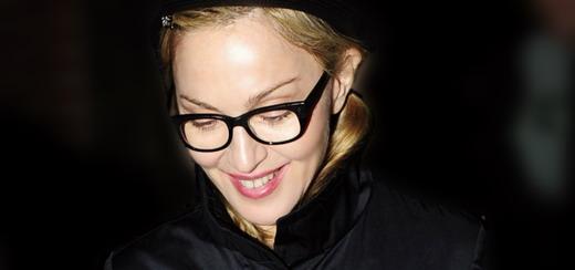 Madonna quittant un studio d'enregistrement à Londres [30 juin 2011 - 6 photos HQ]