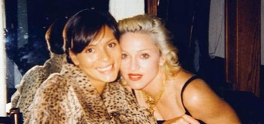 Betty Boo se souvient de sa première rencontre avec Madonna