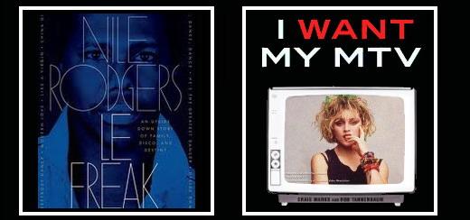 Madonna mentionnée dans deux livres