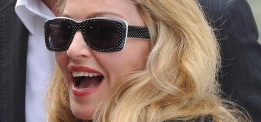 Madonna à la conférence de Presse de la 68ème Mostra de Venise [1 Sept 2011 - HQ/MQ pictures]