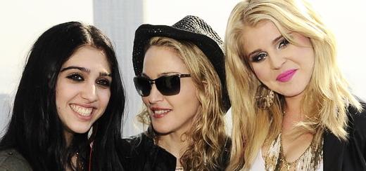 Kelly Osbourne : Les gens n'ont pas une perception juste de Madonna
