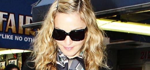 Madonna dans les rues de New York [13 septembre 2011 – photos HQ]