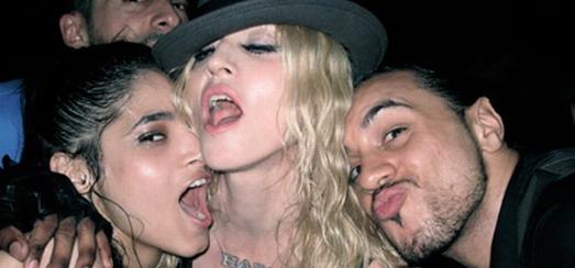 Les Brèves : Mode, Films, Photos et ce qu'ils ont à dire de Madonna