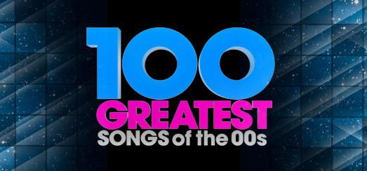 Madonna dans le VH1 Top 100 des plus grandes chansons des années 2000