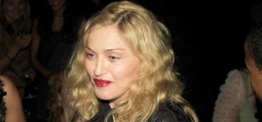 Madonna à la soirée «The Skin I Live In» [13 October 2011 – pictures]