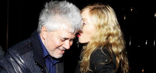 Madonna : Je n'ai pas vu le film de Pedro Almodóvar, désolée !
