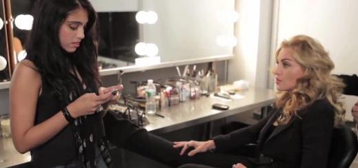 Madonna et Lola en quête de la prochaine Material Girl