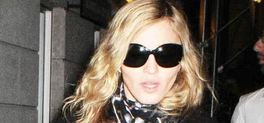 Madonna au centre de kabbale de New York [28 octobre 2011 - Photos HQ]