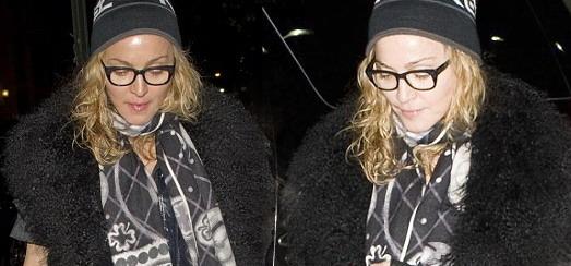 Madonna dans les rues de New York [2 décembre 2011 – Photos]