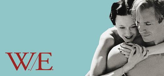 L'affiche officielle de W./E.