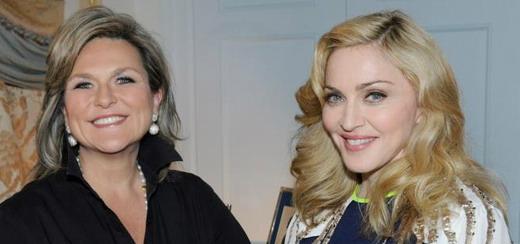Les images de l'interview de Madonna par Cynthia McFadden [Photos Promos & Teasers]
