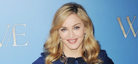 Madonna au photocall des London Studios pour W.E. [11 Janvier 2012 – Photos]