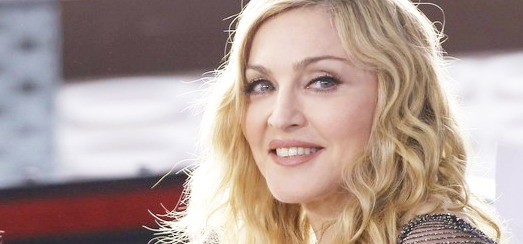 Madonna aux Golden Globes 2012 [15 Janvier 2012 – photos HQ]