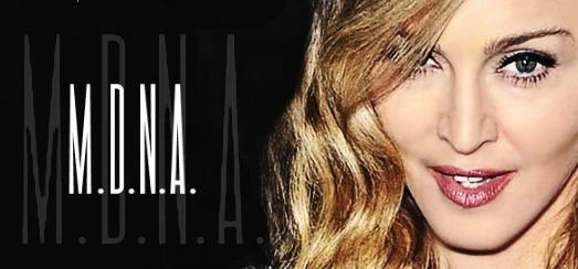 Madonna fournit des détails concernant son prochain album M.D.N.A.