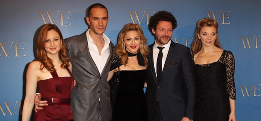 W.E. Nommination aux Oscars, Box Office et interview de Madonna