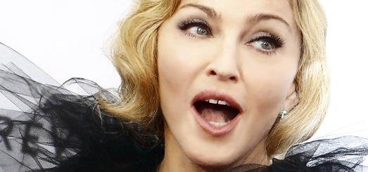 Madonna évoque Elton John, M.D.N.A, et les répétitions du Super Bowl!