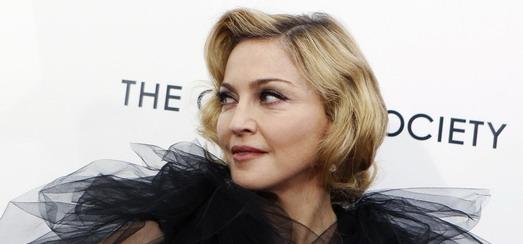 Madonna : la majeure partie de MDNA est dans l'action !