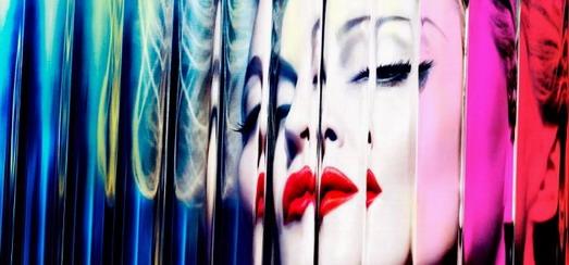 MDNA – La couverture de l'album enfin révélée !