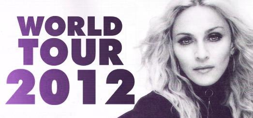 Live Nation : Détails concernant les ventes de billets pour la tournée 2012 de Madonna