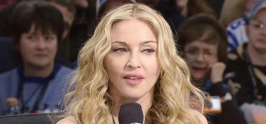 L'interview de Madonna par Rich Eisen pour NFL [2 février 2012]