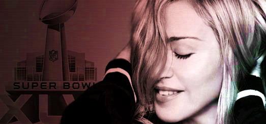 Madonna au Super Bowl: Pas de cachet et un nouveau remix !