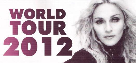 Madonna 2012 World Tour – Casting pour des danseuses féminines
