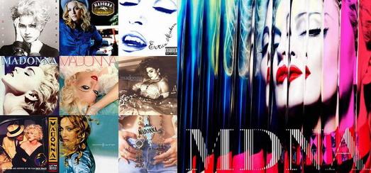 Le Buzz du Super Bowl – Les albums de Madonna de retour dans les Charts !