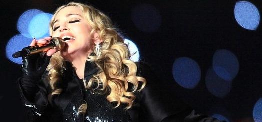 Madonna pulvérise les records d'audience TV et sur Twitter