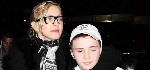 Madonna dans les rues de New York [10 février 2012 – Photos]
