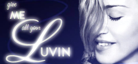 « Give me all your Luvin' » est le 38ème top 10 au Billboard pour Madonna