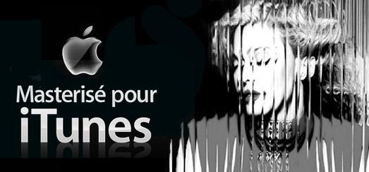 MDNA de Madonna Remastérisé pour iTunes