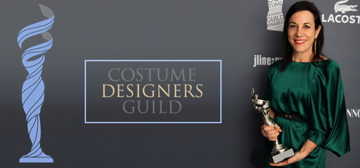 Arianne Phillips, reine des 2012 Costume Designers Guild Awards