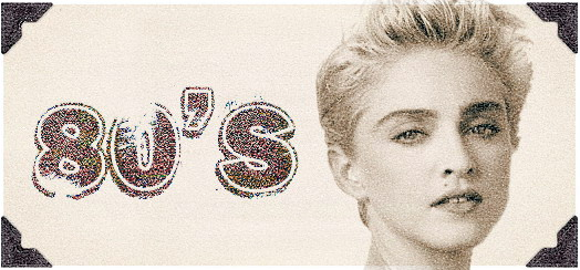SONDAGE – Le titre 80's que Madonna doit interpréter durant son World Tour 2012