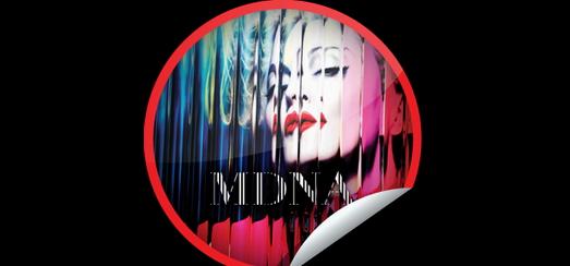 MDNA – 6 versions, Nouveau Tracklisting et critiques
