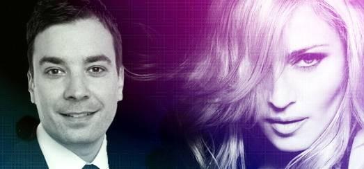 Ne manquez pas le Chat Live Facebook avec Madonna et Jimmy Fallon