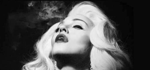 En coulisses de la vidéo «Girl Gone Wild» de Madonna