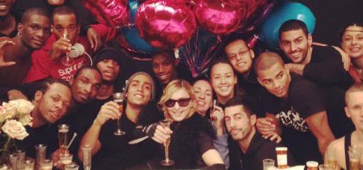 Madonna sur Twitter: Quentin Tarantino tourne un film, mais ce n'est pas une excuse