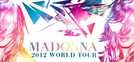 THE MDNA WORLD TOUR 2012 – Setlist Spoilers – EXCLUSIF !!!