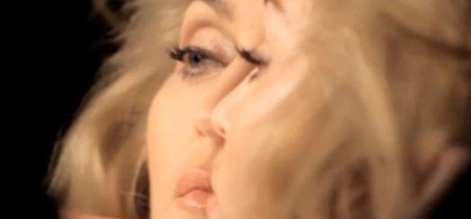 En coulisse du tournage de la publicité pour «Truth or Dare by Madonna»