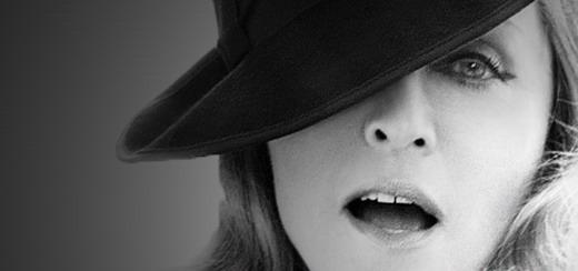 Interview de Madonna pour Le Soir: «Je n'ai pas de commentaire à faire sur Lady Gaga»