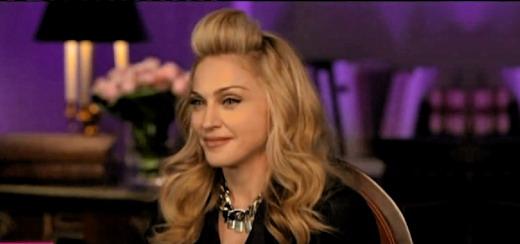 L'interview de Madonna avec Dan Wootton pour la chaîne anglaise ITV