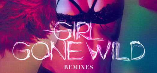 Les Remixes de « Girl Gone Wild » disponible sur iTunes