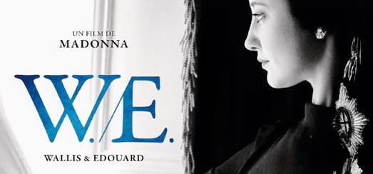 Trois nouveaux extraits du film W.E. de Madonna
