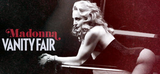 L'interview de Madonna par Paola Jacobbi pour Vanity Fair Italia